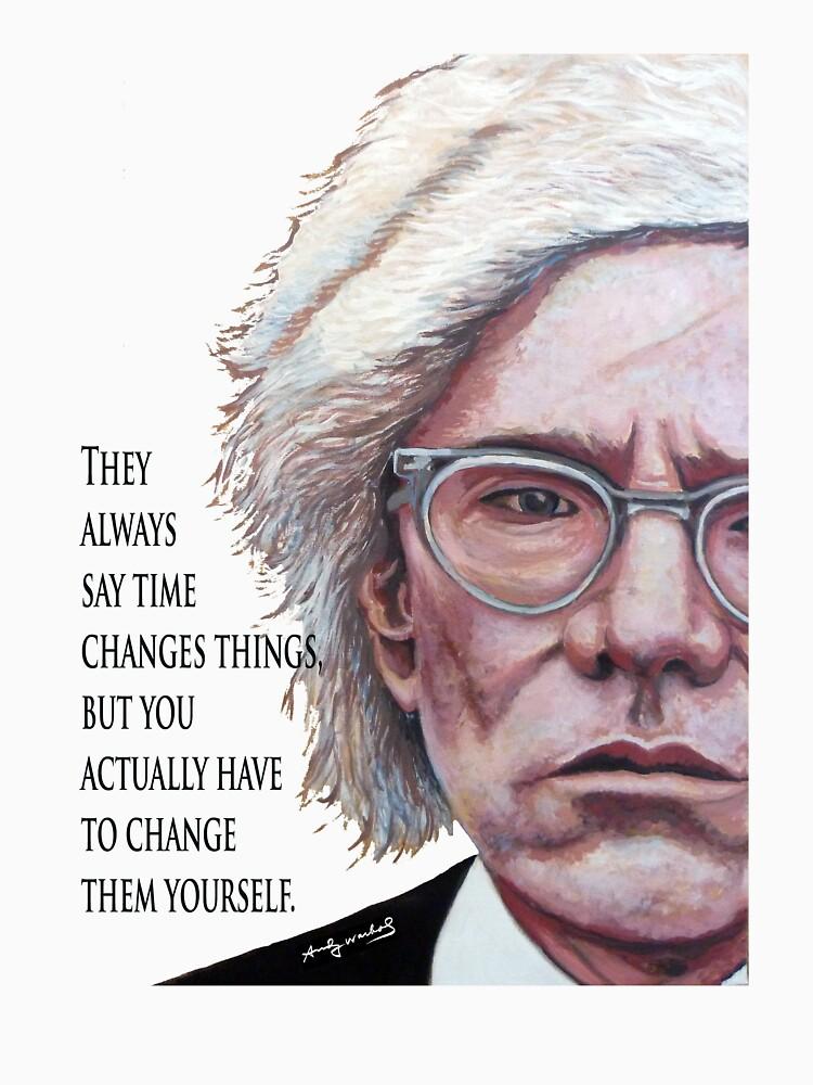 A. Warhol by donnaroderick