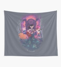 Song of the Vampire Wall Tapestry