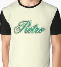 Vintage Retro Graphic T-Shirt