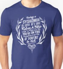 Being a SYSADMIN v2 T-Shirt