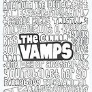 The Vamps Collage by dellovesyou