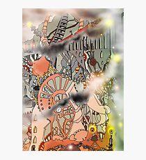 Steampunk Monday [Light version] Photographic Print