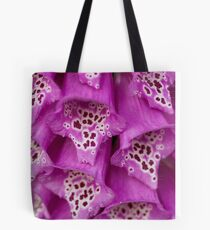 Floxglove Flowers Tote Bag