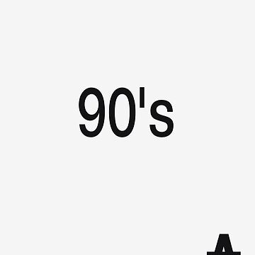 90s by Acroclothing