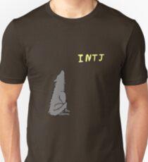 Lone Wolf INTJ Unisex T-Shirt