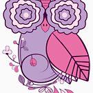 Pinky Owl by Makiechan