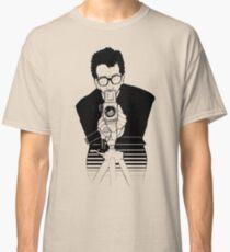 Elvis Costello - This Year's Model - Illustration Classic T-Shirt