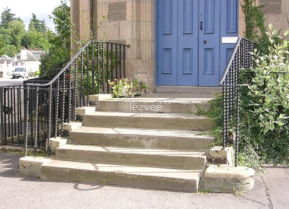 House Entrance in Birnam by lezvee