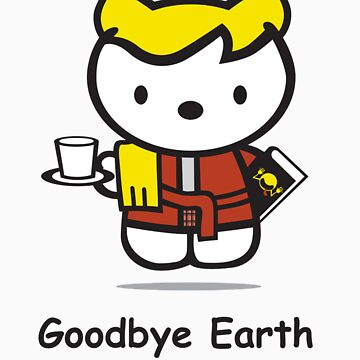 Goodbye Earth by gcrows