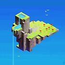 Floating Island by etall