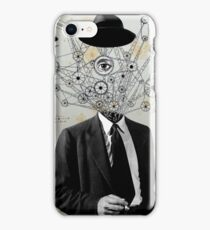 mr wheels-in-motion iPhone Case/Skin