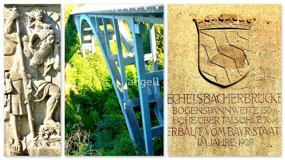 Echelsbacher Brücke by ©The Creative  Minds