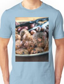 We're all nuts #3 Unisex T-Shirt