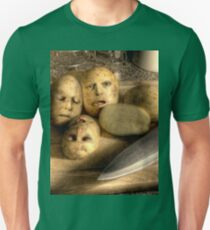 In cold starch Unisex T-Shirt