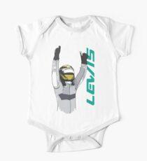Lewis Hamilton Baby Body Kurzarm