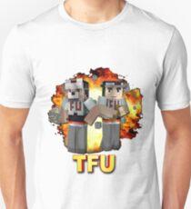 Team Force Update's T-Shirt & Stickers (3D) Unisex T-Shirt