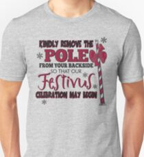 Seinfeld Inspired - Celebrate Festivus - Costanza Holiday Festivus - Merry Christmas - Festivus Pole Holidays - Parody T-Shirt
