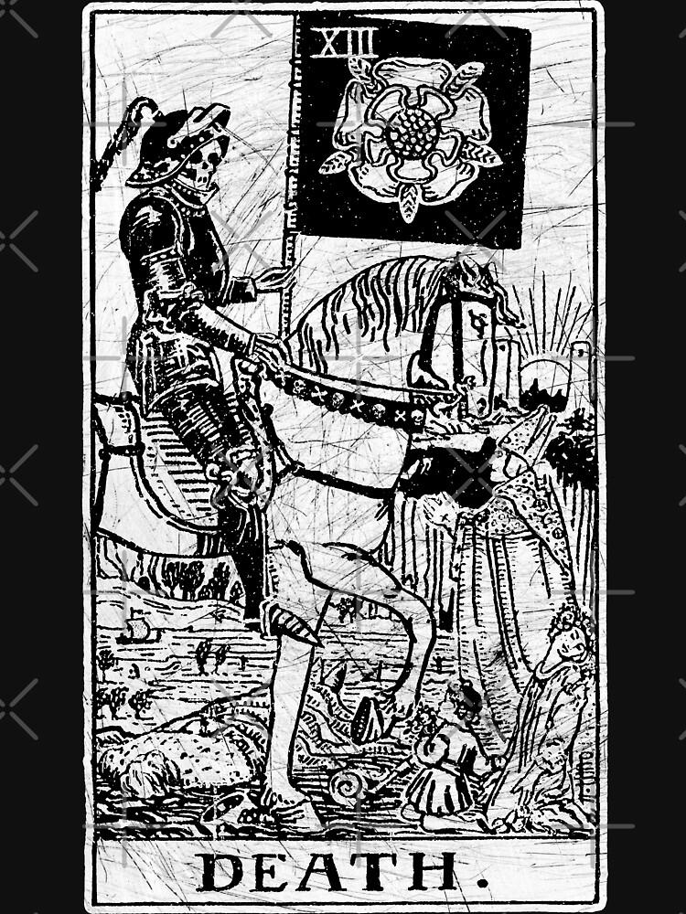 Tarot Card - Major Arcana - Wahrsagerei - okkult von createdezign