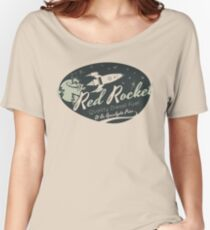 Red Rocket Women's Relaxed Fit T-Shirt