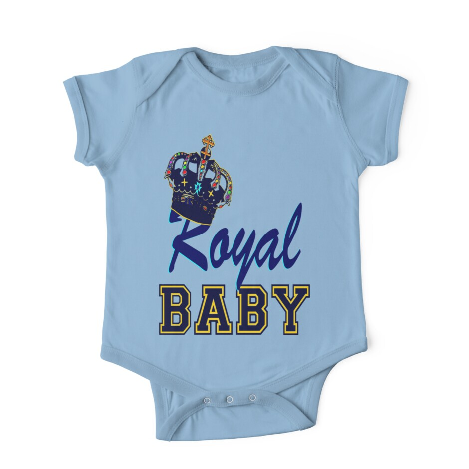 """Royal Crowned Baby Fantabulous Clothing & Stickers♥§"""" One"""