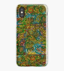 Psychedelic Rock iPhone Case