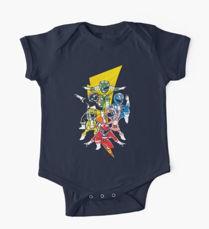 Morphin' Force Kids Clothes