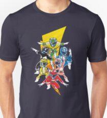 Morphin' Force Unisex T-Shirt