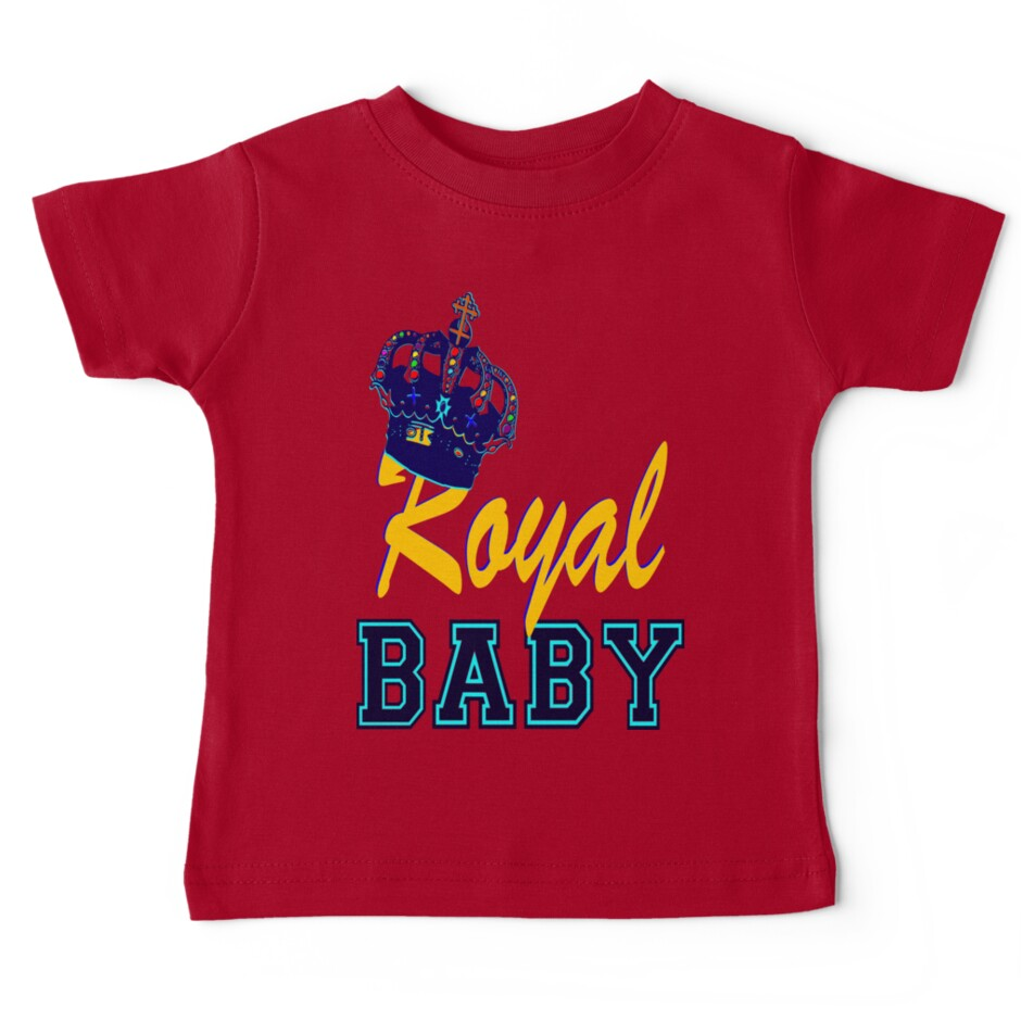 """Royal Crowned Baby Fantabulous Clothing & Stickers♥§"""" Baby"""