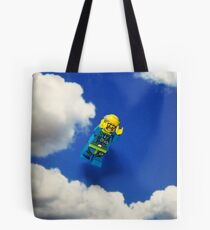 Extreme sports - Skydiving. Tote Bag