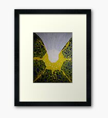 3rd Entry of a Soul into the Universe Framed Print