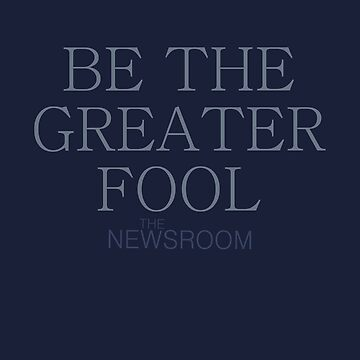Be The Greater Fool (#nephierb) by Nephie