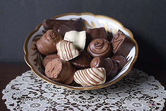 Belgian Chocolates by Gilberte