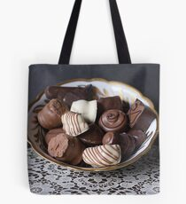 Belgian Chocolates Tote Bag