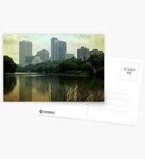 Hazy Milwaukee Postcards