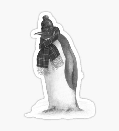 South Pole Essentials  Sticker