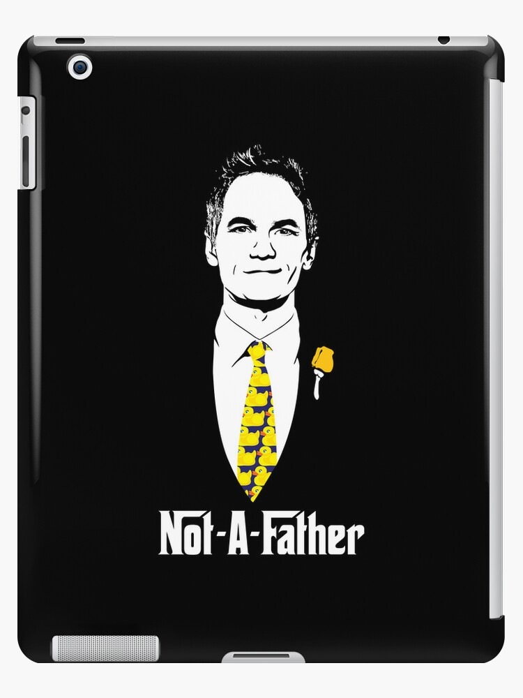 Not-A-Father (Ducky Tie Variant) by huckblade