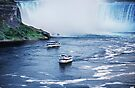 Scenic Boat Tour of Niagara Falls by Laurie Minor