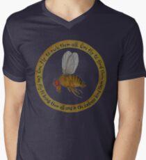 One Fly Men's V-Neck T-Shirt