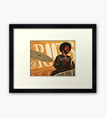 The Roots Framed Print