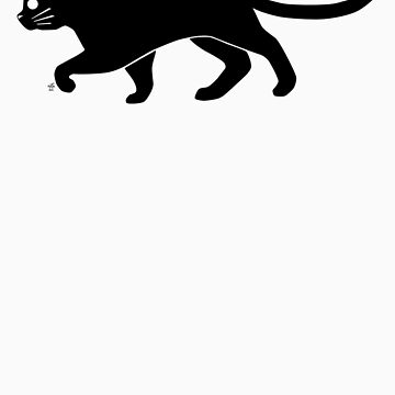Black Cat by Arabidopsis