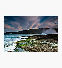 Frazer Beach Photographic Print