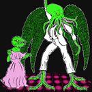 Saturday Night Lovecraft - Cthulhu Travolta 2 by Ross Radiation