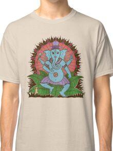 peace ganesh parchment Classic T-Shirt