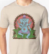 peace ganesh parchment Unisex T-Shirt