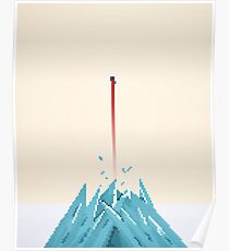 Fortress of Solitude Breakout Poster