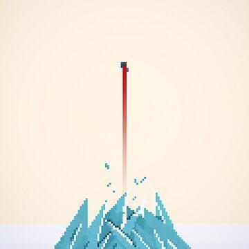 Fortress of Solitude Breakout by greatskybear