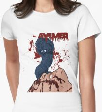 Aylmer - Brain Damage Women's Fitted T-Shirt