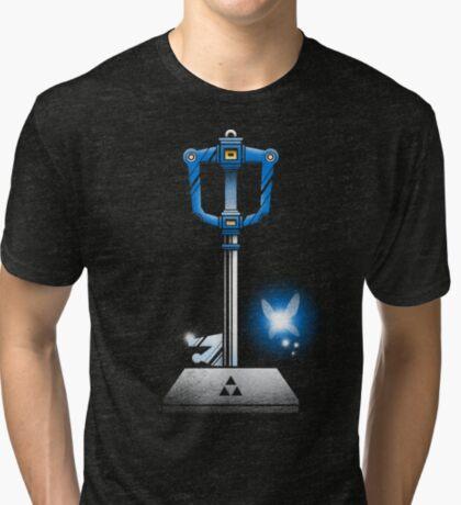 MASTER KEYBLADE Tri-blend T-Shirt