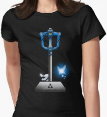 MASTER KEYBLADE Womens Fitted T-Shirt