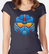 JAEGERBOTS Women's Fitted Scoop T-Shirt